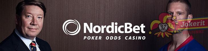 Jokerit ja NordicBet yhteistyöhön historiallisella sopimuksella